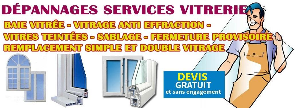 Vitrier Le Vesinet 01 39 83 48 91